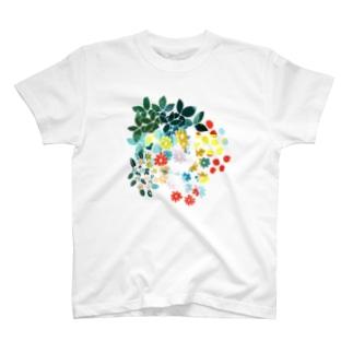 君に花束を Tシャツ