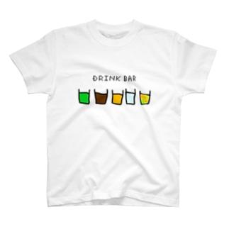ドリンクバーです T-shirts