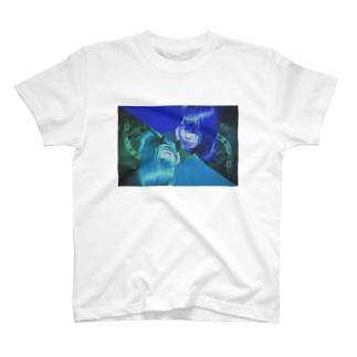 サイケデリックシリーズ3 T-shirts