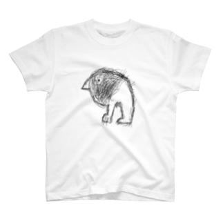 雛モゲラ  T-shirts