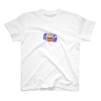 ポテト🍟 T-shirts