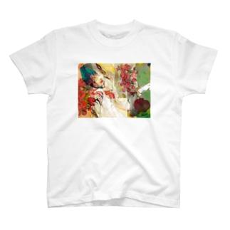 椿姫 T-shirts