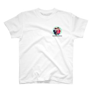全フィル T-shirts