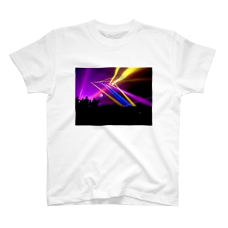laser light C T-shirts