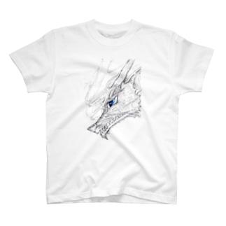 白竜 T-shirts