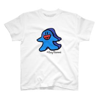 ミープル・ブルー T-shirts