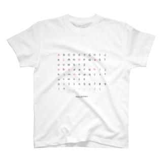 オザワタクヤのローラちゃんフォント T-shirts