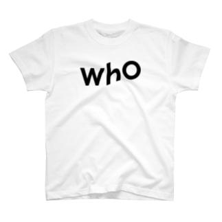 WhO T-shirts