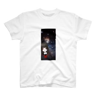 宇宙邪神 T-shirts