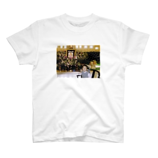 遺影yeahTシャツ T-shirts