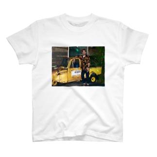 昭和村ふみなおTシャツ T-shirts