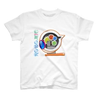ROBOMIC type2 T-shirts