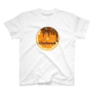 チョコじかけのオレンジ T-shirts