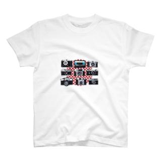 カメラ T-shirts