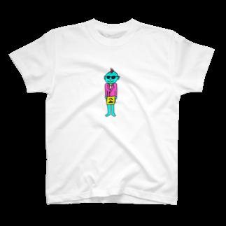 現代社会の現代社会4 T-shirts