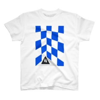 電気街の撮影会 T-shirts