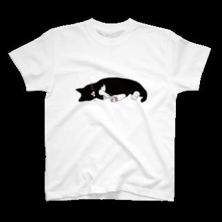 nassyのオヒルネ T-shirts