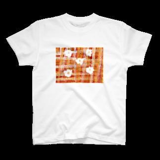 響子のおはなの服 T-shirts