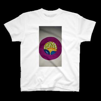 何かの花 T-shirts