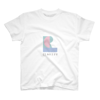 CLARITYのシニフィアン T-shirts