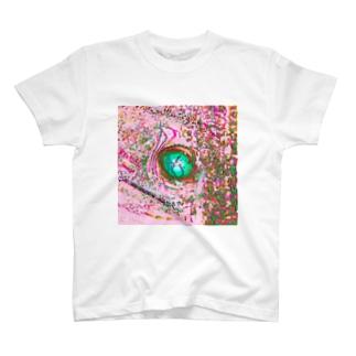 無限力(ちから)のポエティック T-shirts