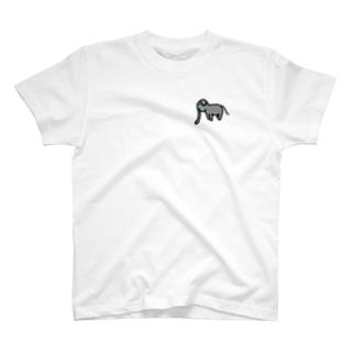 泣いてるゾウ T-shirts