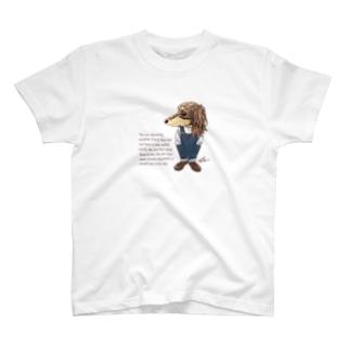 おしゃれダックス T-shirts