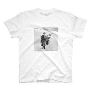ひみつの森屋の天皇陛下 T-shirts
