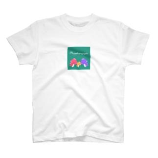Mushroom Family T-shirts