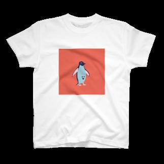 STUDY SUPPORTERのペンギンくん T-shirts