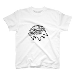 はりねずみくん T-shirts