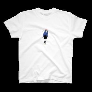 ふかづめのはねしゅがー T-shirts