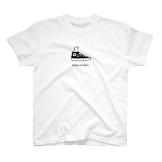 【1番人気】柴スニーカー T-shirts