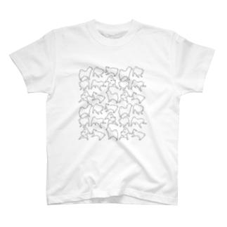 柴だらけ T-shirts
