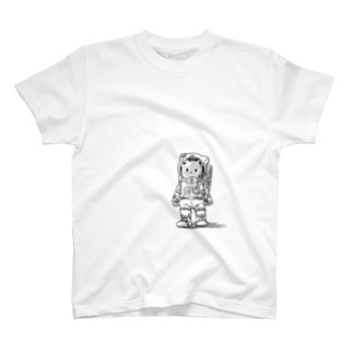 くまの宇宙飛行士 T-shirts