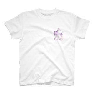 oyasumi bear T-shirts