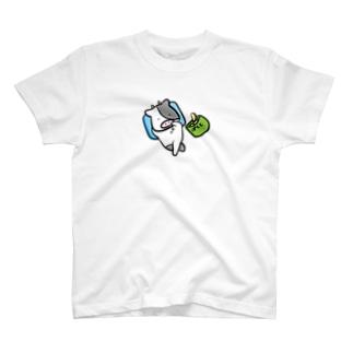 うしくんの休日 T-shirts