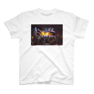 LIVE PHOTO (PAINT) - A T-shirts