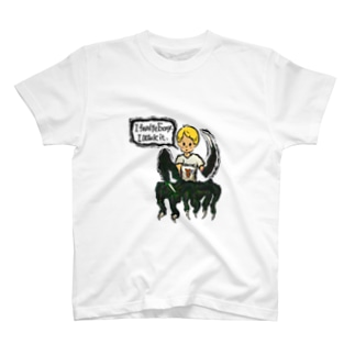 46%BOY T-shirts