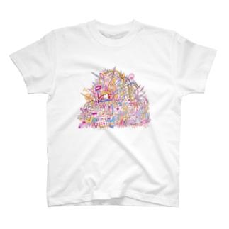 にゃんタウン T-shirts