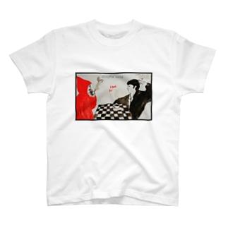 コーヒー&シガレッツ T-shirts