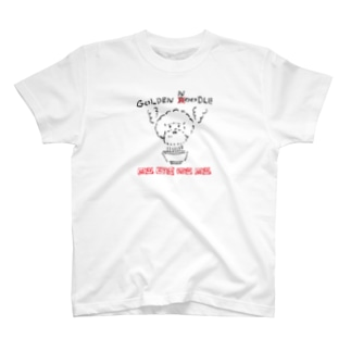 ゴールデンヌードル T-shirts