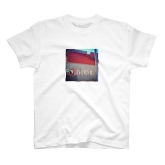 ひろぽんのわにわにコンテナT T-shirts