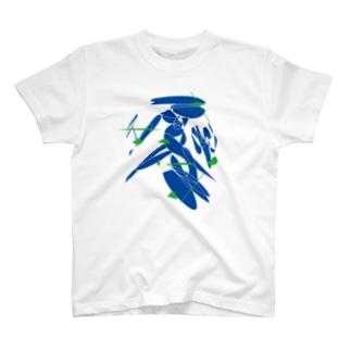 Inner Science / Plain MusicのAssembles 17-20 T-shirts