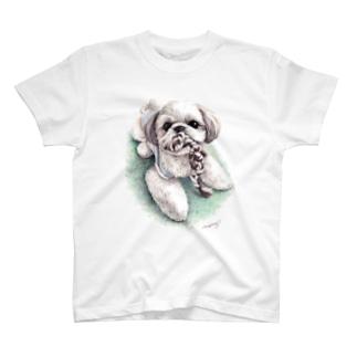 シーズー75 T-shirts