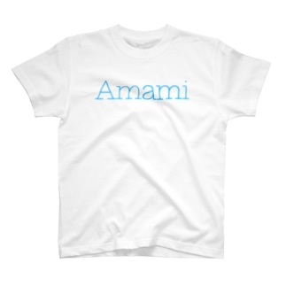 Amami アマミ T-shirts