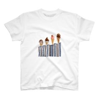 ビルとアイス T-shirts