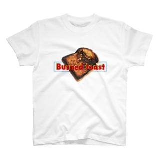 焦げたトースト T-shirts