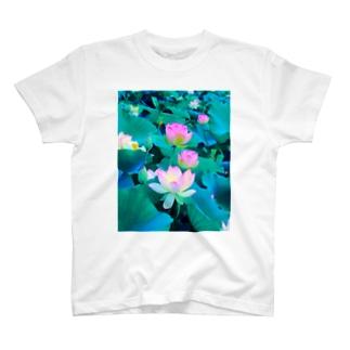 遊泳(蓮) T-shirts