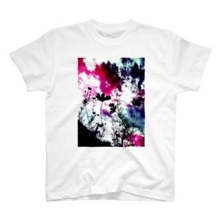 瞬時(秋桜) T-shirts